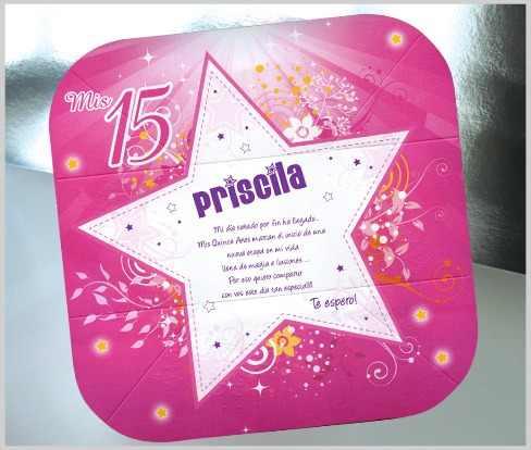 Ideas para realizar tarjetas de invitación de 15 años (2)