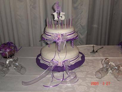 Tortas decoradas para 15 años (1)