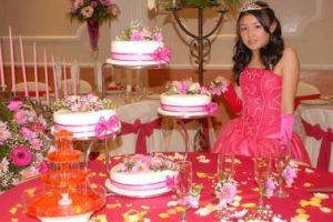 Tortas decoradas para 15 años