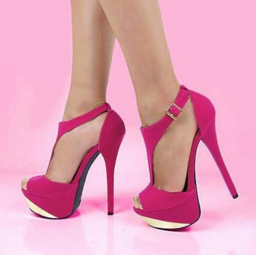 Zapatos para fiesta de 15 (1)
