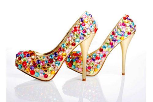 Zapatos para fiesta de 15 (5)