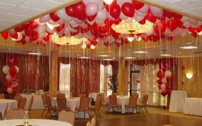 ideas para decorar un saln para fiesta de