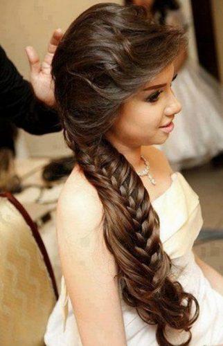 12 Peinados elegantes para lucir en tu fiesta de 15 años (2)