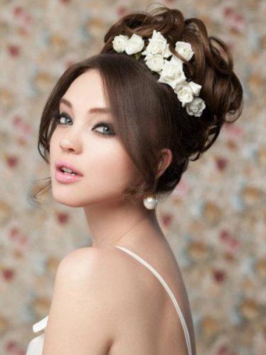 12 Peinados elegantes para lucir en tu fiesta de 15 años (3)