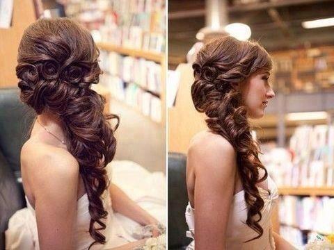 12 Peinados elegantes para lucir en tu fiesta de 15 años (6)