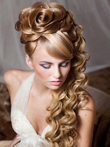 12 Peinados elegantes para lucir en tu fiesta de 15 años (9)