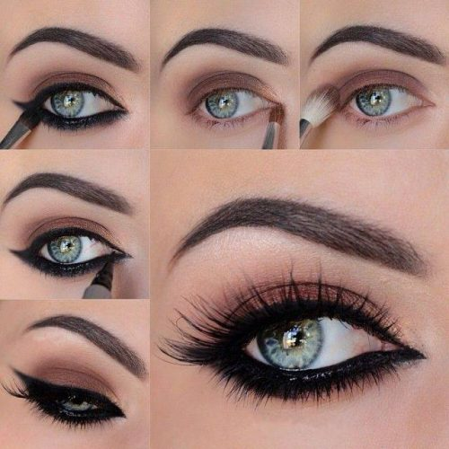 13 Hermosos maquillajes para quinceañeras (8)