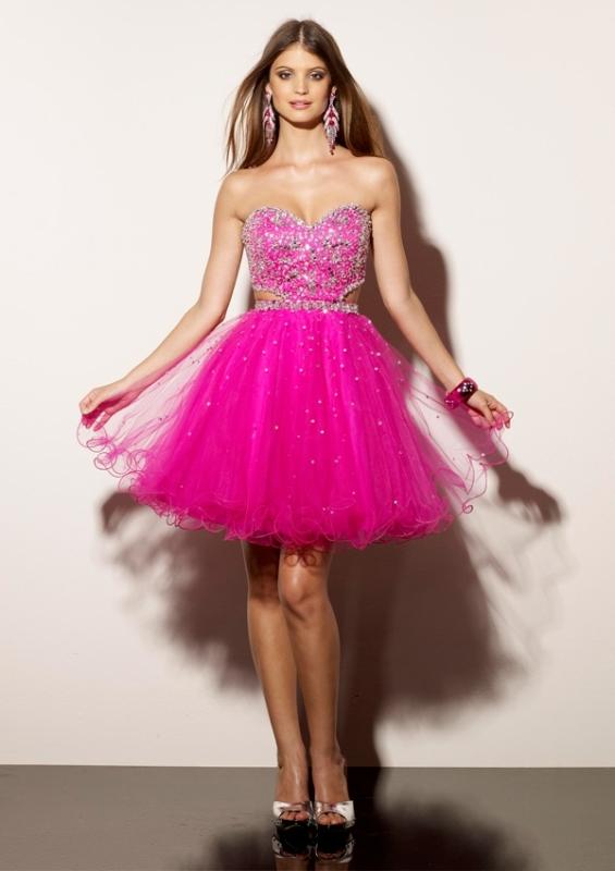 12 Hermosos vestidos para fiestas de 15 en verano - Todo para la ...