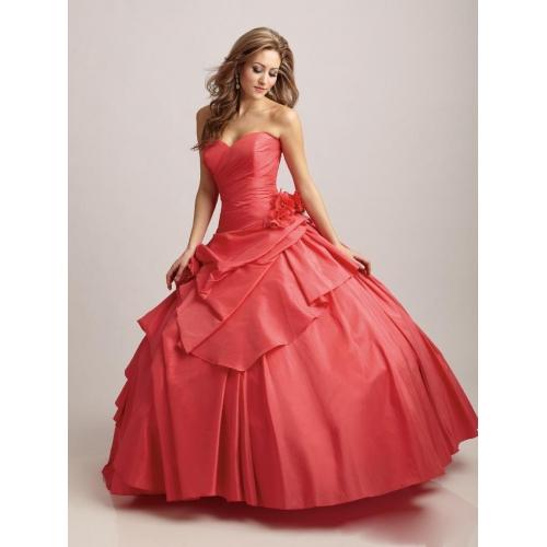 13 Bellos vestidos para fiestas de 15 en invierno (10)