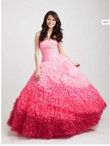 13 Bellos vestidos para fiestas de 15 en invierno (12)