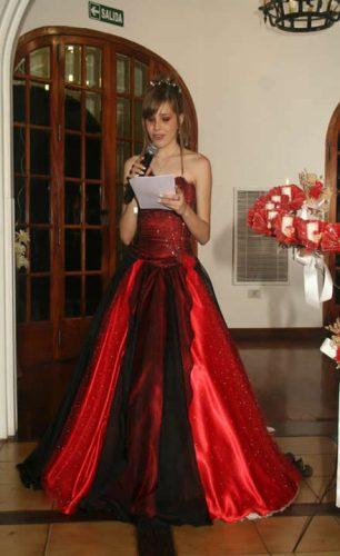 13 Bellos vestidos para fiestas de 15 en invierno (2)