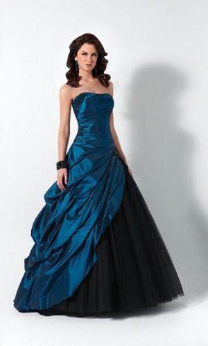13 Bellos vestidos para fiestas de 15 en invierno (9)
