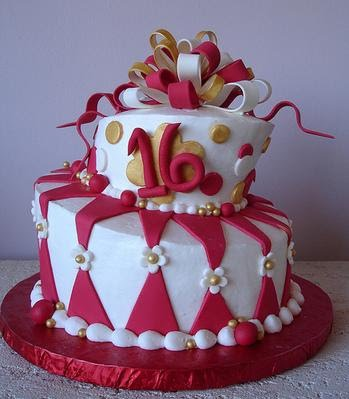 13 Hermosos pasteles para fiestas de 15 años (11)