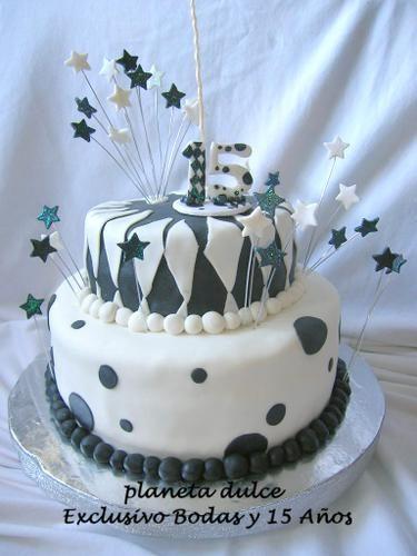 13 Hermosos pasteles para fiestas de 15 años (12)