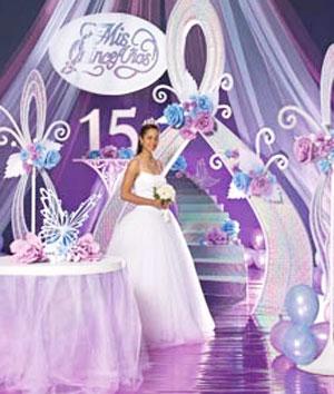 Como organizar una hermosa fiesta de 15 años (2)