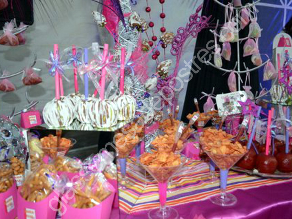 Decoracion para quinceanera de animal print car interior for Decoracion mesas dulces