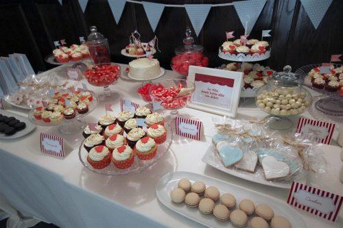 10 Hermosas mesas dulces para 15 años (7)