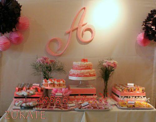 10 Hermosas mesas dulces para 15 años (9)