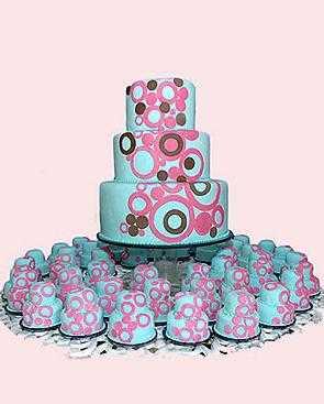 12 Originales tortas de 15 años (2)