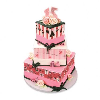 12 Originales tortas de 15 años - Todo para la Quinceañera