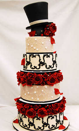 12 Originales tortas de 15 años (5)