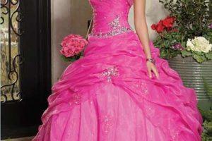 10 Novedosos vestidos de quinceañera
