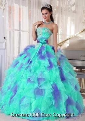 10 Novedosos vestidos de quinceañera (9)
