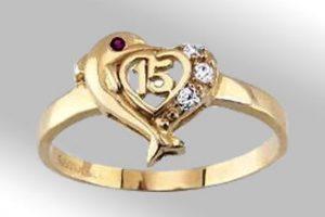 11 Bellas joyas de quinceañera