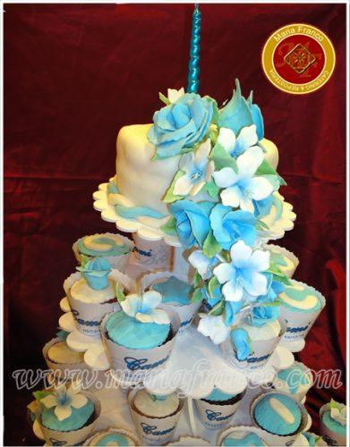 10 Pasteles decorados para quince años (9)