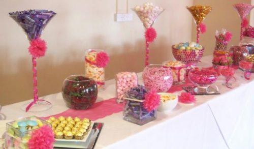 11 Hermosas mesas dulces para quince años (1)