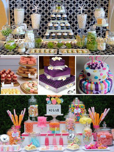 11 Hermosas mesas dulces para quince años (5)