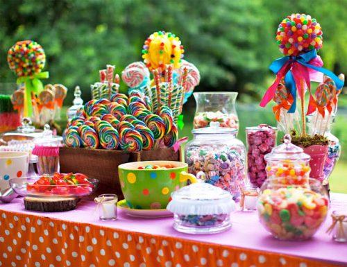 11 Hermosas mesas dulces para quince años (7)