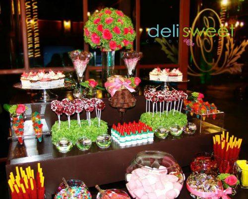 11 Hermosas mesas dulces para quince años (8)