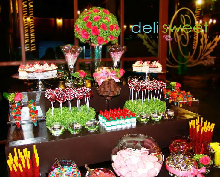 11 hermosas mesas dulces para quince a os todo para la for 3 fifty eight salon