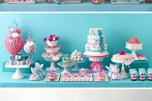 11 Hermosas mesas dulces para quince años