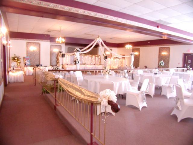 9 novedosas decoraciones para fiestas de 15 todo para la for Decoracion de salon para 15