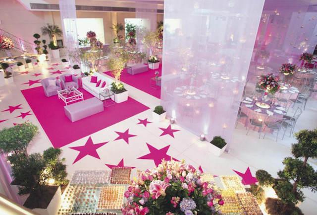 9 novedosas decoraciones para fiestas de 15 todo para la - Decoraciones para la pared ...