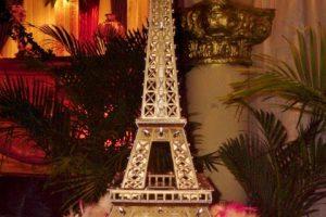 10 Ambientaciones de quince años al estilo París