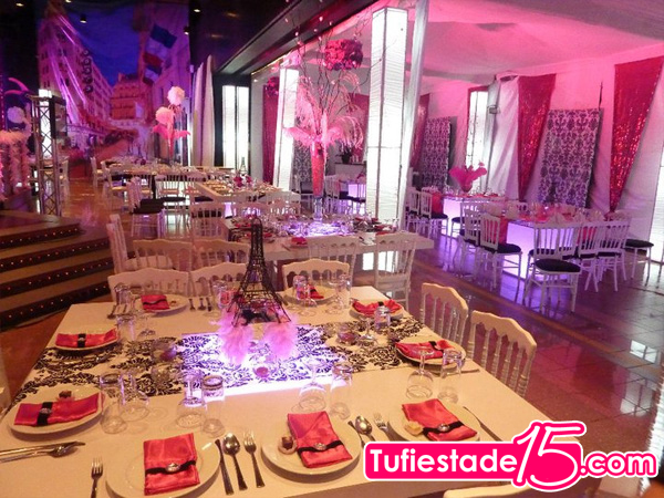 11 ideas para la decoraci n en fiestas de quince a os for Decoracion para quince anos