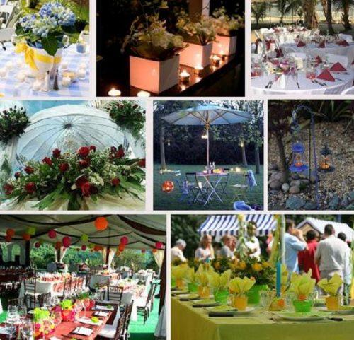 12 Maneras de ambientar una fiesta de 15 años al aire libre (11)