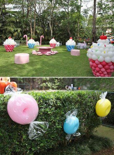 12 Maneras de ambientar una fiesta de 15 años al aire libre (13)