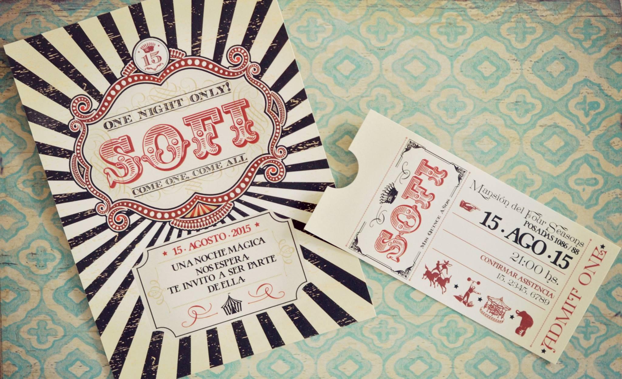 10 nuevas tarjetas de 15 a os todo para la quincea era for Tarjetas de 15 anos vintage
