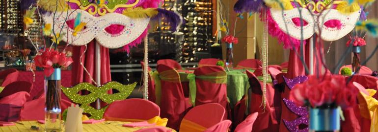 10 opciones de 15 a os tem ticos todo para la quincea era for Decoracion para carnaval