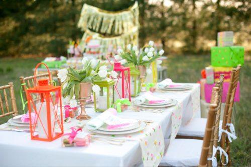 11 decoraciones de fiestas de 15 años al aire libre (9)