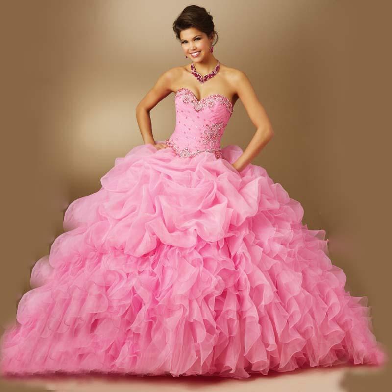 6ccf9abb7 11 nuevos vestidos para quinceañeras - Todo para la Quinceañera