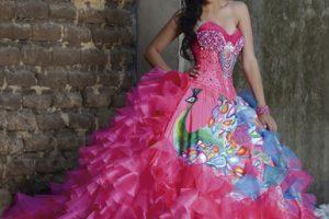 11 nuevos vestidos para quinceañeras