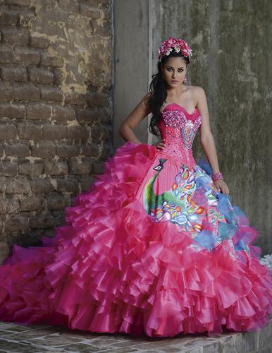 11 Nuevos Vestidos Para Quinceañeras Todo Para La Quinceañera