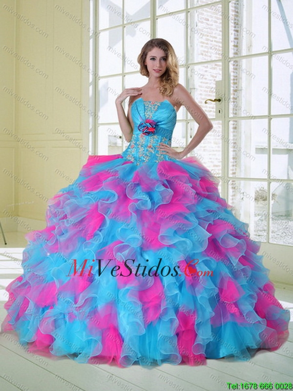 8b5da7177 11 nuevos vestidos para quinceañeras - Todo para la Quinceañera