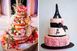 Lo que hay que saber al momento de elegir el pastel de 15 años