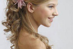 Peinados para quinceañeras con cabello largo